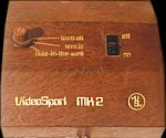 Early European systems: VideoSport MKII